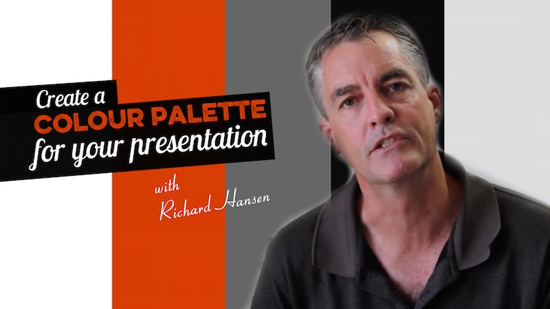 Create A Colour Palette For Your Presentation