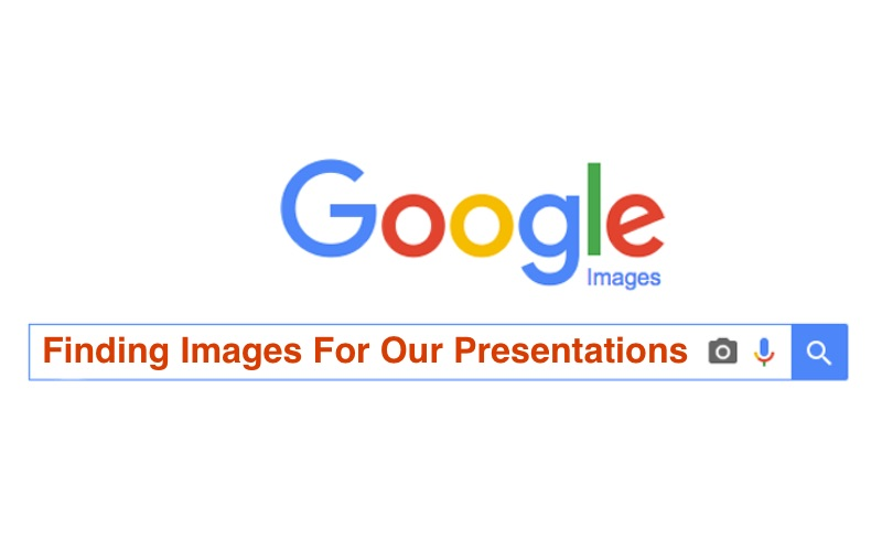 Using Google To Find Images For Presentations